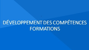 Formations admecoles